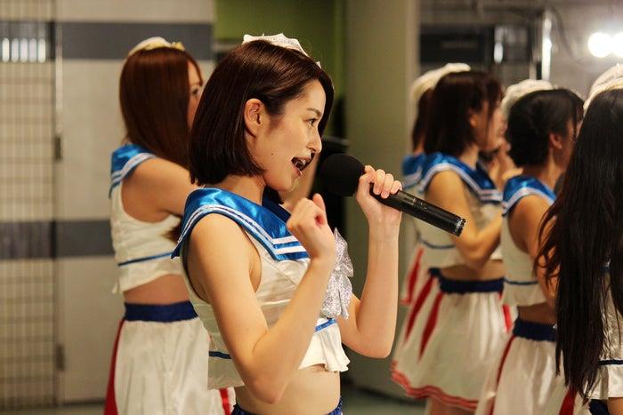 「恵比寿★マスカッツ」のメンバーとしても活動!田森美咲/画像提供:所属事務所