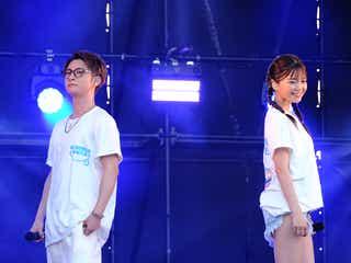 宇野実彩子&與真司郎「a-nation」でまさかのコラボ AAAの楽曲披露