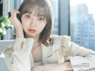 江野沢愛美、ショックな出来事明かす「ニオイが…」 真面目な中学時代の一面も<インタビュー>