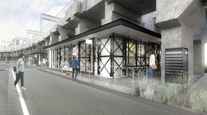 中目黒に続く「五反田高架下」新たな高架下コミュニティ誕生へ/画像提供:東急電鉄