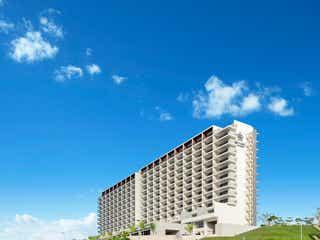 沖縄恩納村にホテル「HIYORIオーシャンリゾート沖縄」インフィニティプールやサウナ付露天風呂を完備