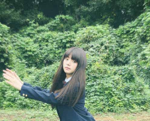 池田エライザ、制服&ロングヘア姿公開「天使」「可愛すぎる」と絶賛の声続々