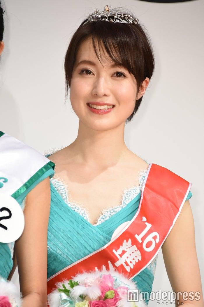 準ミス日本谷本英理子さん(C)モデルプレス