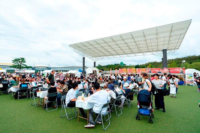 会場風景/画像提供:全日本ぎょうざ祭り事務局