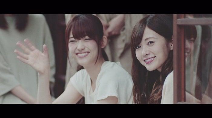 乃木坂46「サヨナラの意味」MVより(画像提供:Sony Music Records)