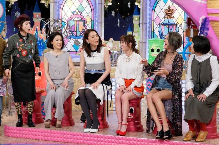 番組の様子 (画像提供:読売テレビ)