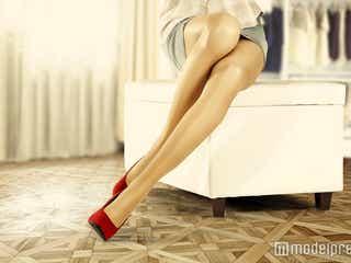 夕方まで美脚をキープ!足のむくみを予防する5つの方法