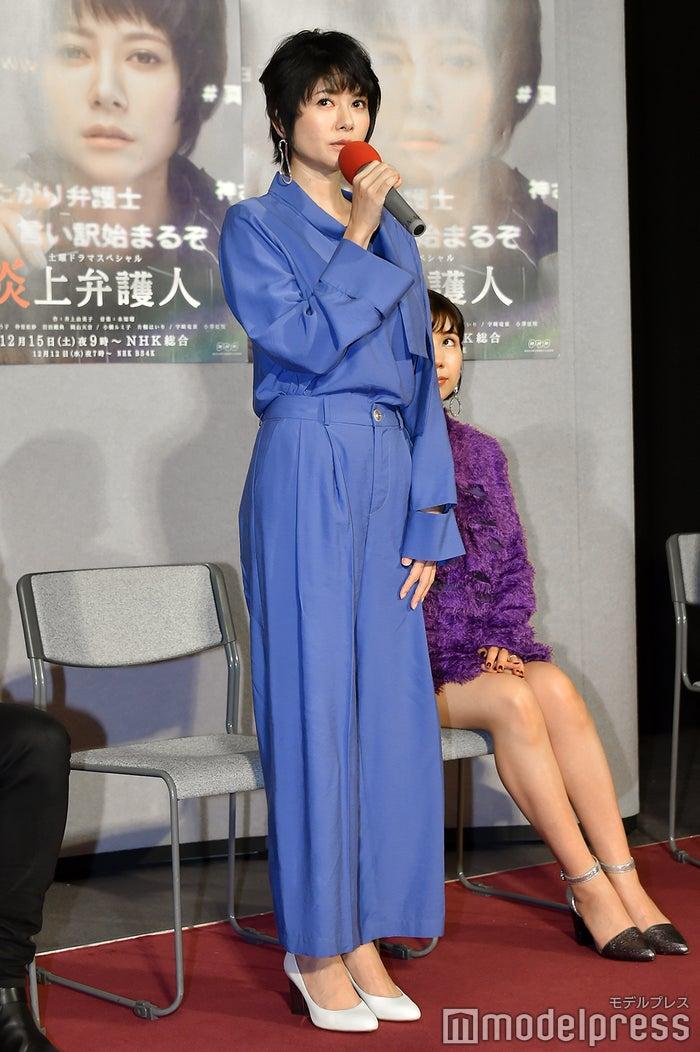 真木よう子 (C)モデルプレス