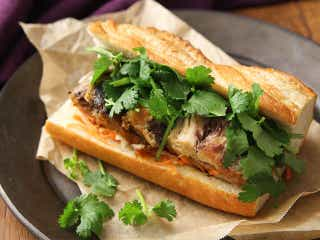 サバ缶で作れる「サバサンド」が簡単おいしい!行楽シーズンに食べたい、サバ缶サンドイッチのレシピ3種