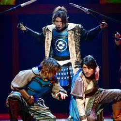 交錯するそれぞれの正義と葛藤、怒涛のアクションで描く舞台「双牙〜ソウガ〜」新炎 開幕