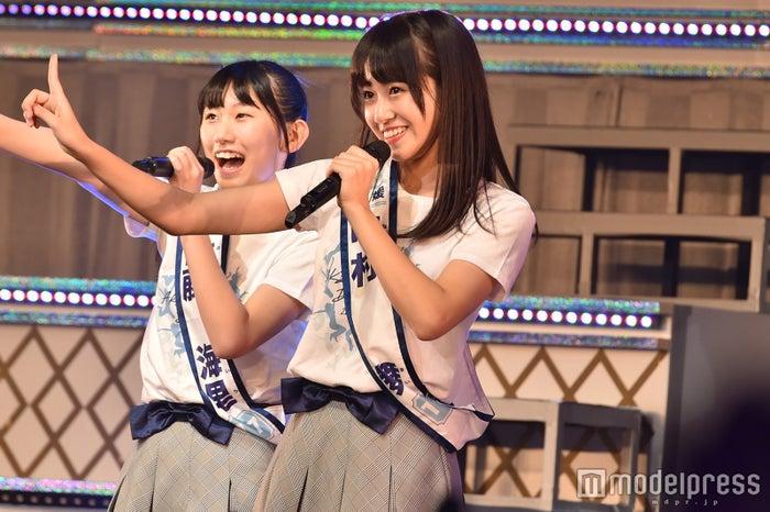 中村舞「第3回AKB48グループドラフト会議」(C)モデルプレス