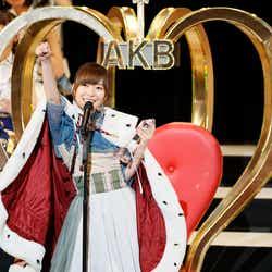 モデルプレス - HKT48指原莉乃、史上初の3連覇 2位と10万票差「AKB48を見捨てないで」<第9回AKB48選抜総選挙>