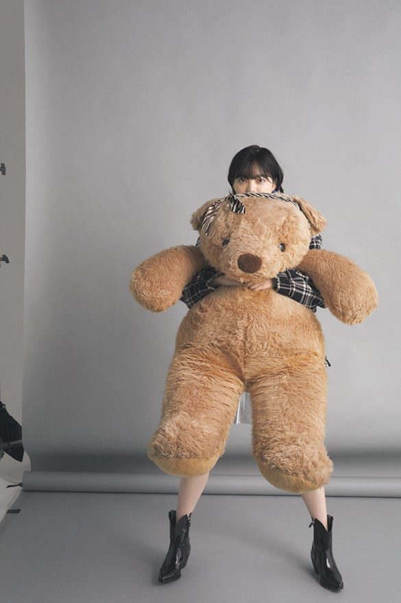 平手友梨奈/「ViVi」 12月号(2019年10月23日発売、講談社)より/提供画像
