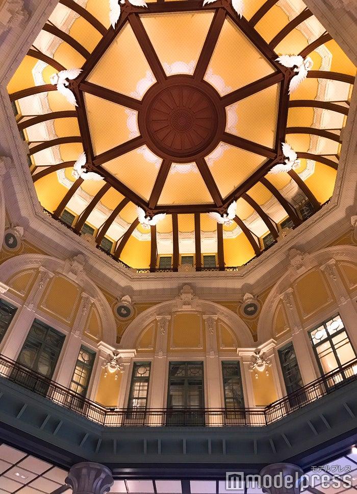 レトロとモダンが共存する美しい東京駅内部(C)モデルプレス