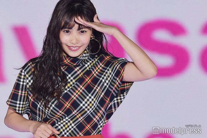 「GirlsAward 2018 AUTUMN/WINTER」に出演した佐野ひなこ (C)モデルプレス