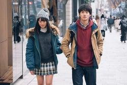大友花恋、野村周平/「電影少女」第6話より(C)「電影少女2018」製作委員会