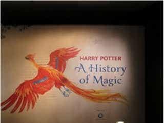 """「ハリー・ポッターと魔法の歴史」大英図書館で""""史上最大の成功を収めた展覧会""""日本上陸"""