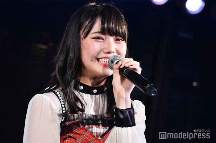 長久玲奈/AKB48岡部チームA「目撃者」公演(C)モデルプレス