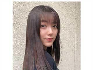 中野恵那、ぱっつん前髪にイメチェン「可愛いすぎ」の声