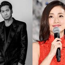 EXILE HIRO&上戸彩夫妻、第2子妊娠発表 来月出産予定<コメント全文>