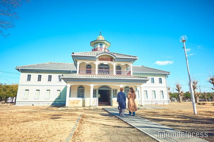 旧水海道小学校本館(C)モデルプレス