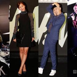 H&M新宿リニューアルオープンパーティー、シシド・カフカら豪華ゲスト集結