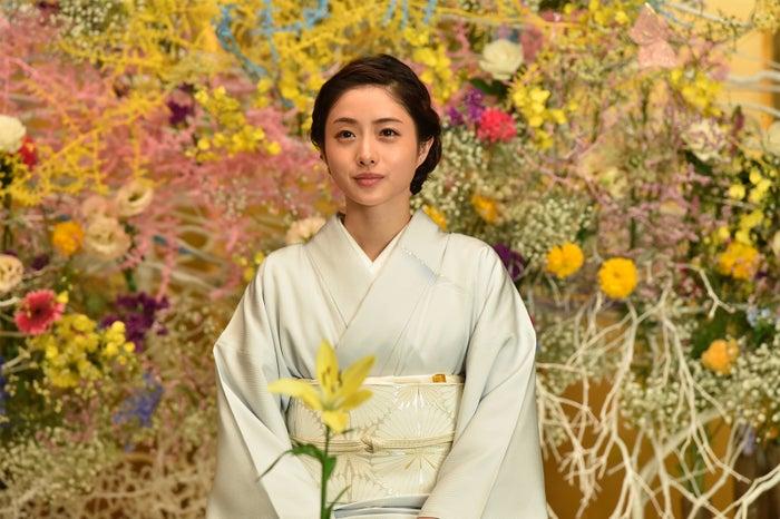 石原さとみ/「高嶺の花」最終話より(C)日本テレビ