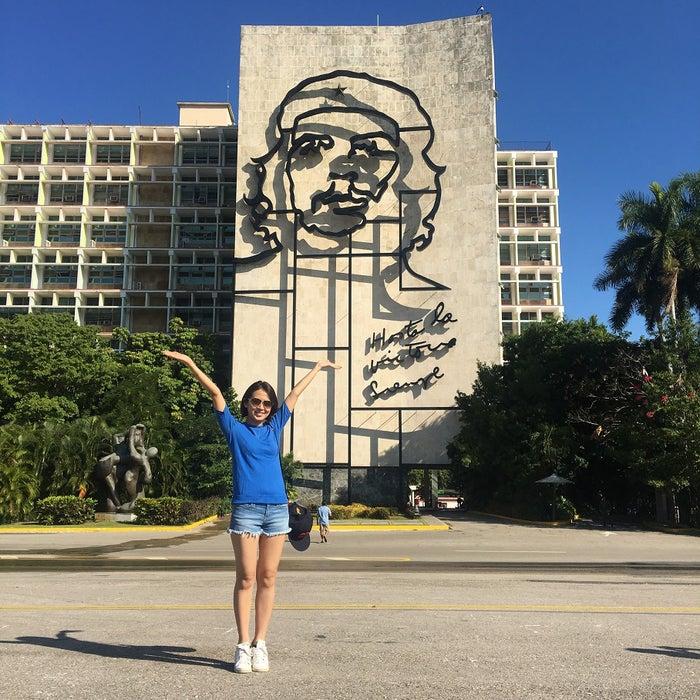 キューバは、ラテン気質の陽気で温かい現地の人々に触れて、幸せを感じられた旅でした。(提供写真)<br>