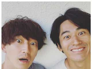 永山瑛太&絢斗、自撮り2ショットに反響「レアすぎる」 リモートドラマで兄弟初共演