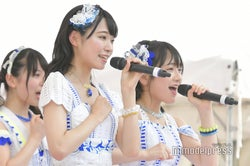 山内瑞葵、田口愛佳/AKB48フレッシュ選抜「TOKYO IDOL FESTIVAL 2018」(C)モデルプレス