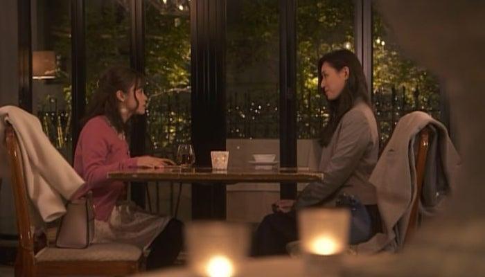 橋本環奈、栗山千明「FINAL CUT」第4話より(写真提供:関西テレビ)
