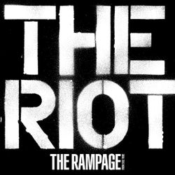 THE RAMPAGE from EXILE TRIBE、2ndアルバム「THE RIOT」(10月30日リリース)ジャケット写真(提供写真)