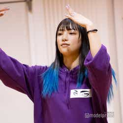 須田アンナ/「E-girls PERFECT LIVE 2011→2020」リハーサルの様子(C)モデルプレス