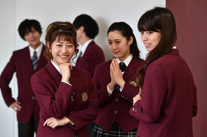 「花のち晴れ~花男 Next Season~」第7話より(C)TBS