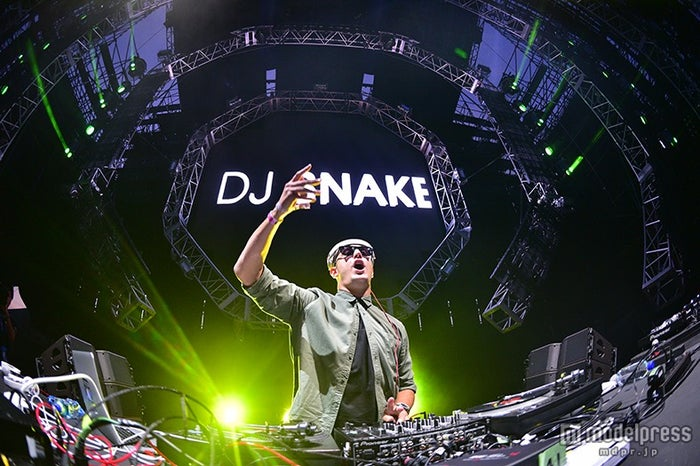 DJ SNAKE(C)ULTRA JAPAN 2015