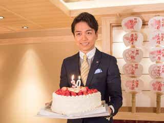 俳優・山崎育三郎、30歳になって「やり過ぎ」宣言
