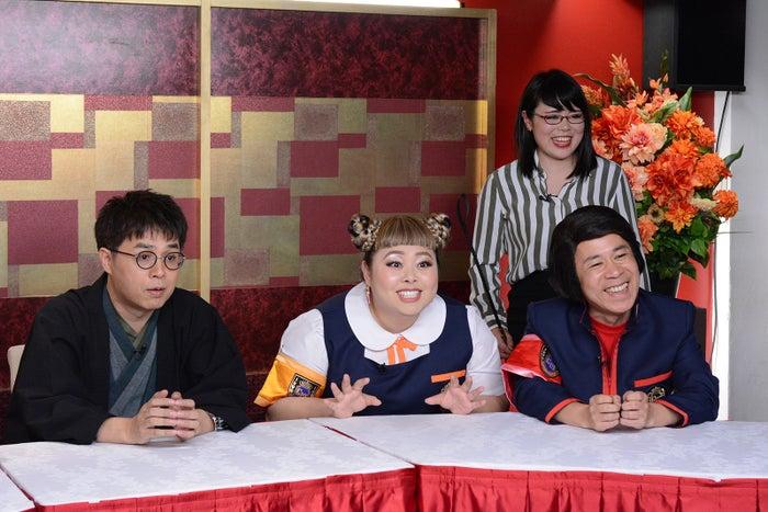 番組の様子(写真提供:日本テレビ)