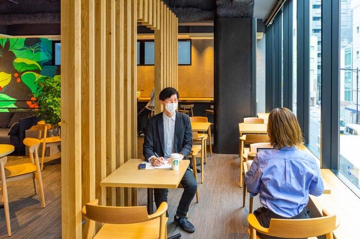 スターバックス コーヒー CIRCLES 銀座店/提供画像:スターバックス コーヒー ジャパン