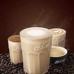 マックカフェ、エスプレッソ使用ドリンク14種の美味しさ一新 価格は据え置き