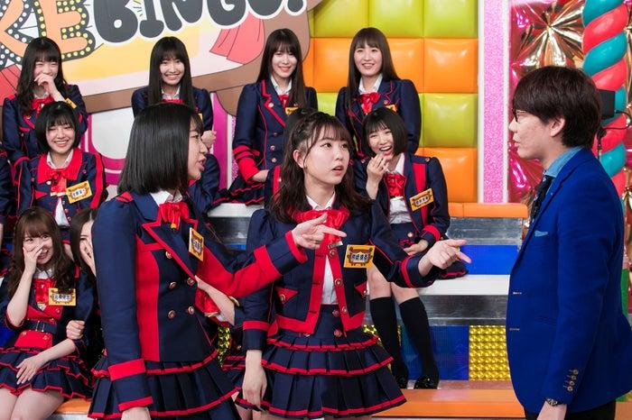 「SKEBINGO!」収録の様子(C)日本テレビ