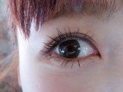 二重整形手術から2ヶ月後・現在の桃の目/桃オフィシャルブログ(Ameba)より