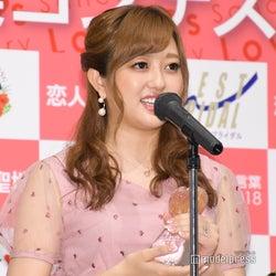 菊地亜美、婚約指輪披露「速達で旦那さんに送ってもらった」 今秋挙式に向け準備中