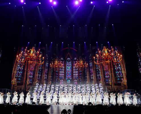 乃木坂46「8th YEAR BIRTHDAY LIVE」映像化決定 全200曲を完走