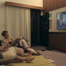 綾、優衣、俊亮「TERRACE HOUSE OPENING NEW DOORS」34th WEEK(C)フジテレビ/イースト・エンタテインメント