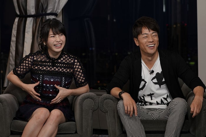 番組の様子(写真提供:関西テレビ)