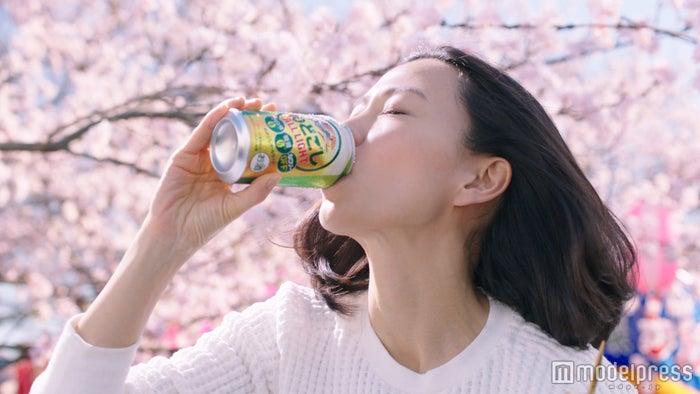 木村佳乃さんの飲みっぷりが「ステキ!」