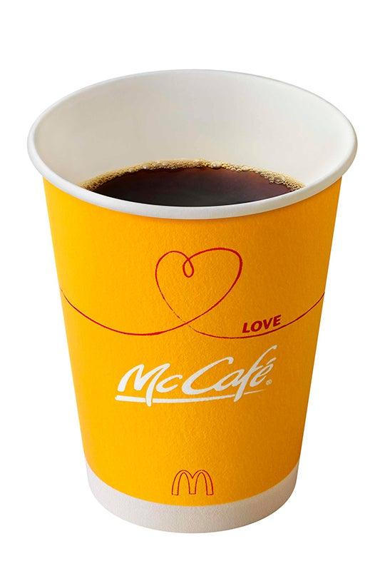 プレミアムローストコーヒー/画像提供:日本マクドナルド