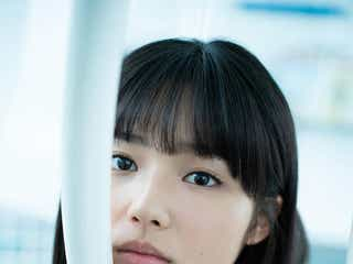 「nicola」秋田汐梨が見せる新たな表情 透明感に釘付け