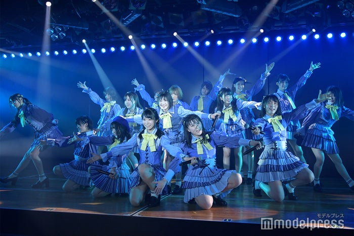 AKB48村山チーム4「手をつなぎながら」公演(C)モデルプレス