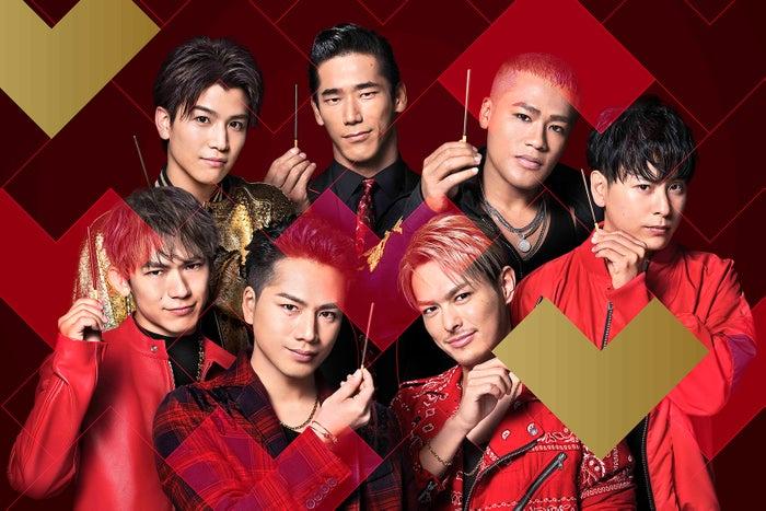 三代目J Soul Brothers from EXILE TRIBE(提供画像)